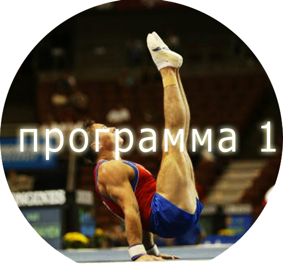 Спортивная гимнастика для детей Kinder